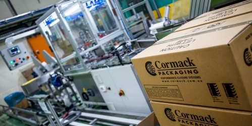 Cormack Packaging in the news
