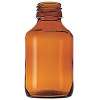 SECRO PP28 30ml Amber Glass Bottle