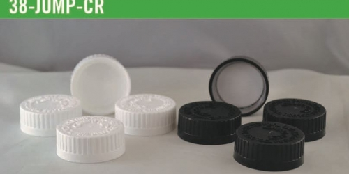 Product of the Month: 38mm Jump-Moulded CR caps